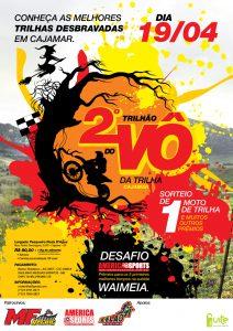 2° Trilhão do Vô da trilha dia 19/04 Cajamar!