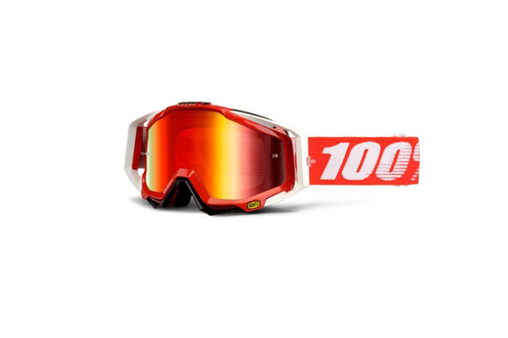 Zelão Precisando de óculos off road para usar com sua moto Conheça o Óculos 100 Racecraft