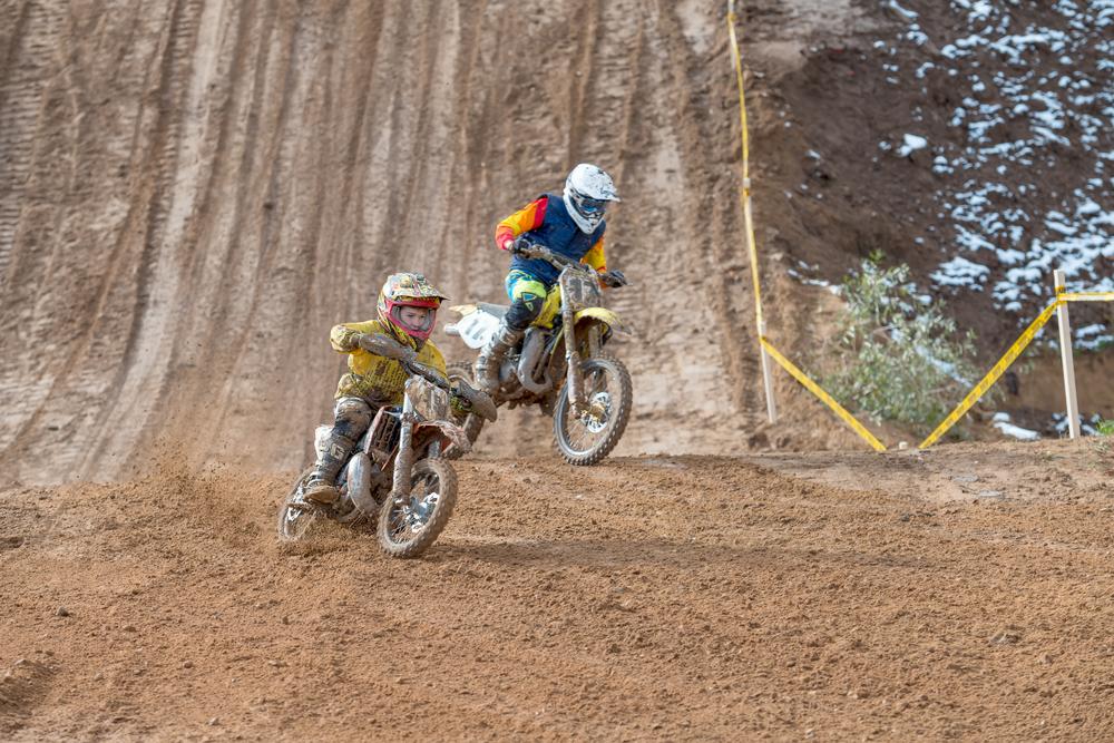 Zelão Qual a melhor idade para iniciar uma criança no motocross