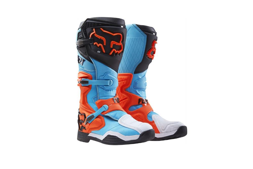 Zelão 4 botas off-road imperdíveis para amantes de motocross