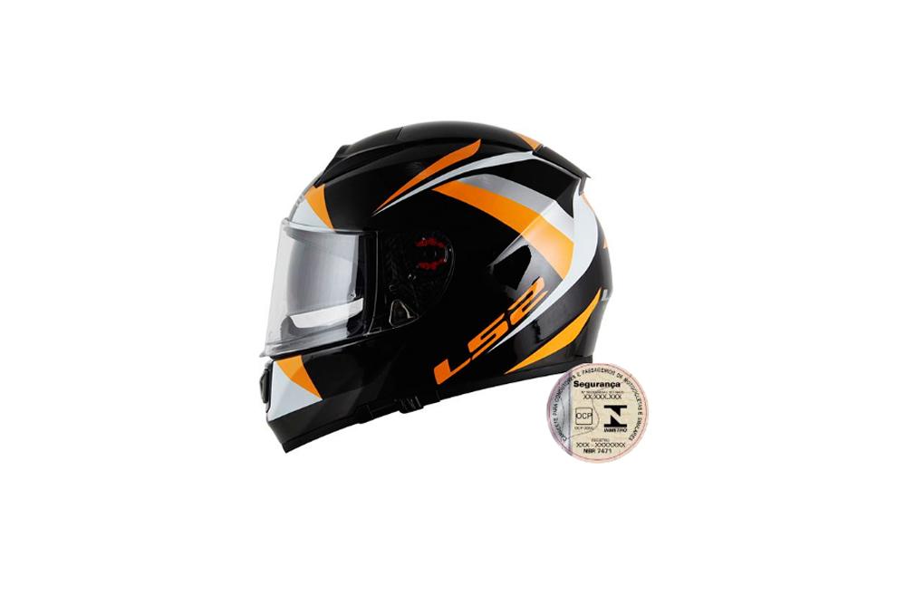 Zelão 4 motivos para escolher um capacete LS2 Vector