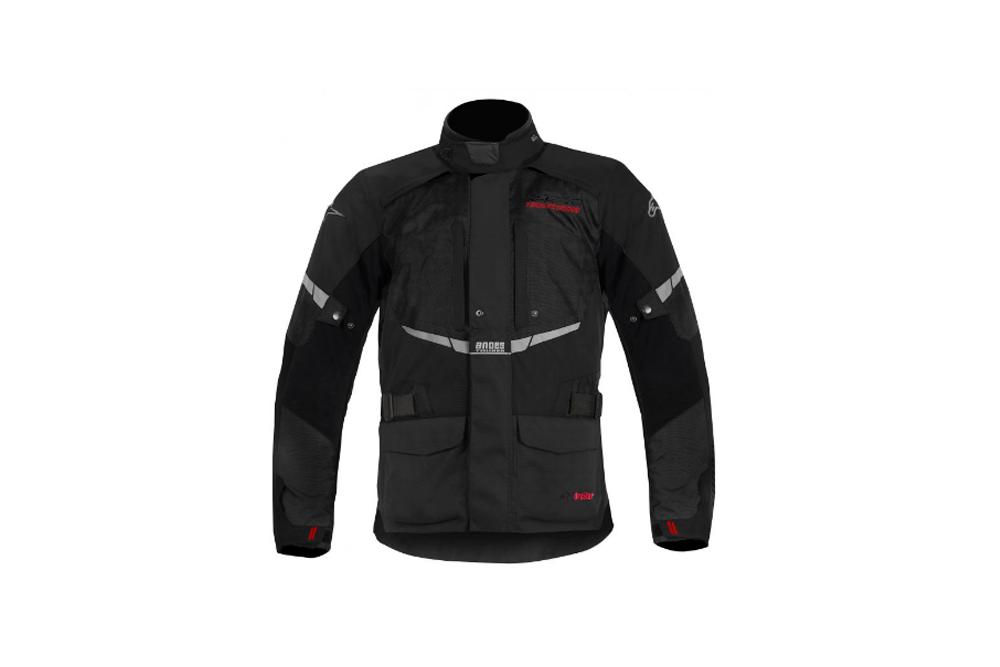 Zelão 6 utilidades para a jaqueta Alpinestars Andes Drystar