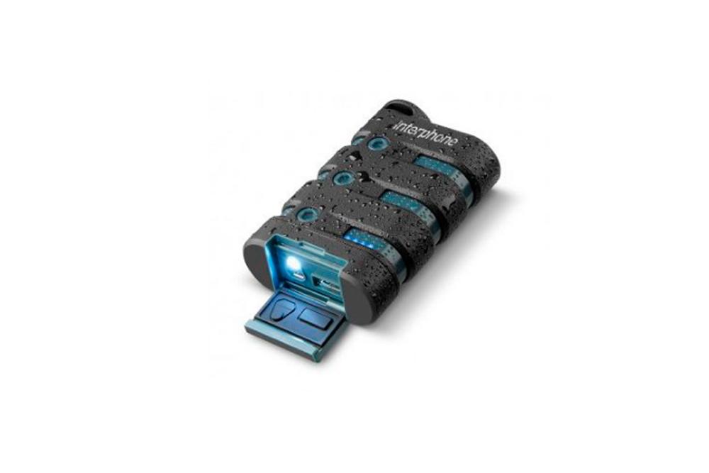 Zelão A bateria do seu celular está acabando durante a viagem Conheça o carregador portátil powerbank interphone