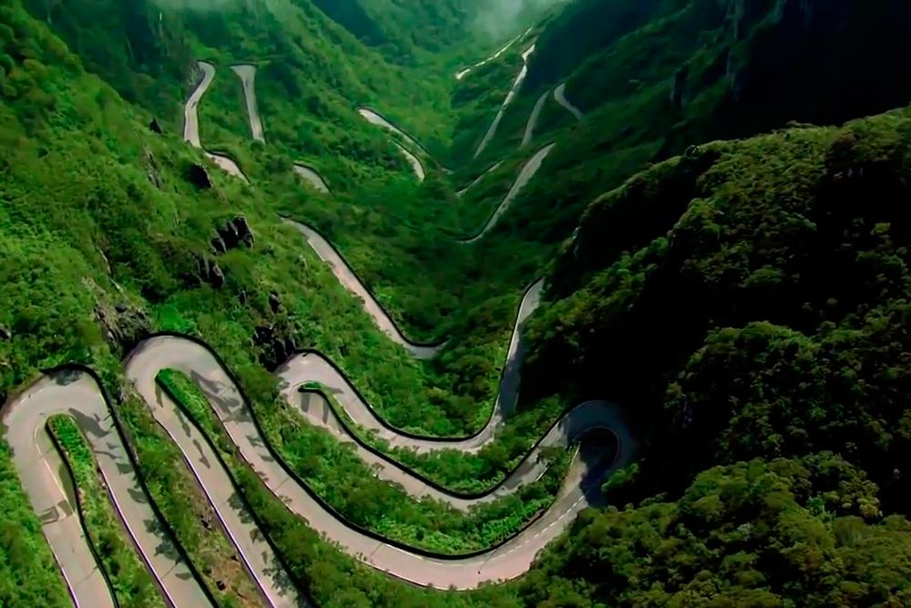 Zelão As 5 melhores rotas de moto para viagens de três dias no Brasil