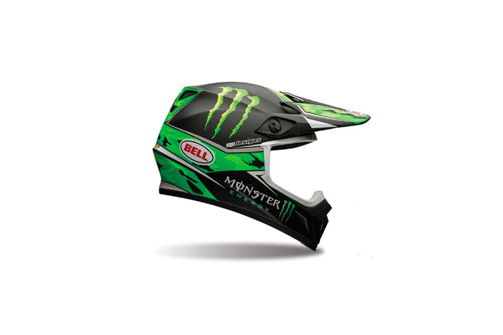Zelão Qual capacete off-road combina mais com seu estilo