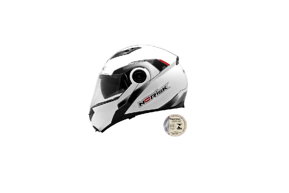 Zelão Veja com exclusividade nosso review do capacete norisk FF370