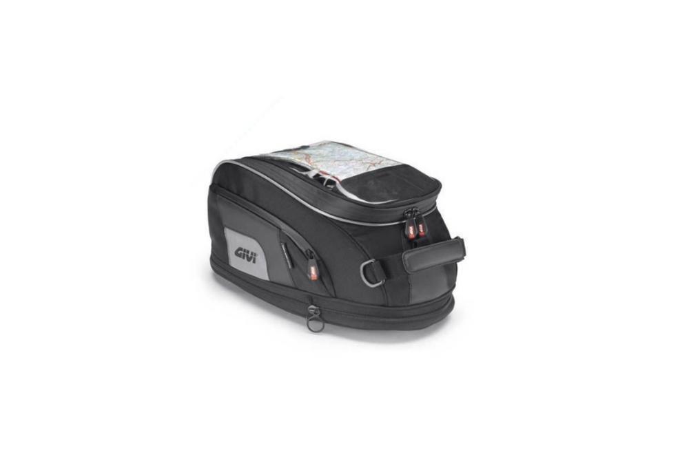Zelão 4 equipamentos essenciais para longas viagens de moto