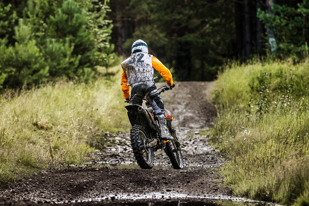 Zelão 5 dicas de como reduzir a fadiga muscular durante a trilha de motocross