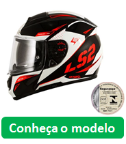 modelos novos de capacetes de moto