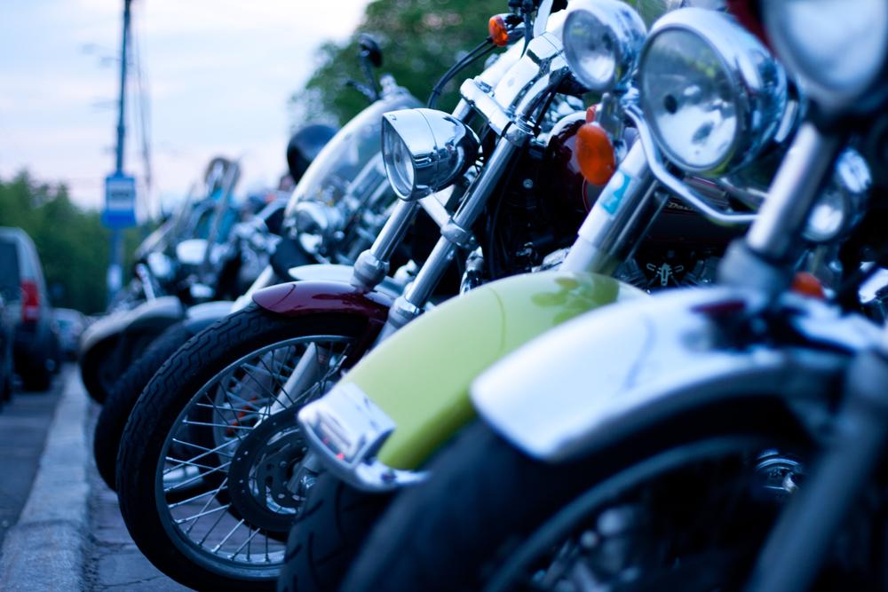 encontros de motociclistas no Brasil