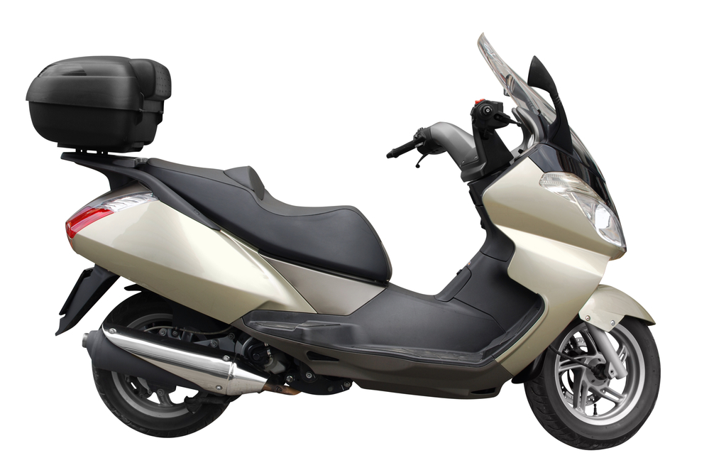 modelo ideal de baú para moto