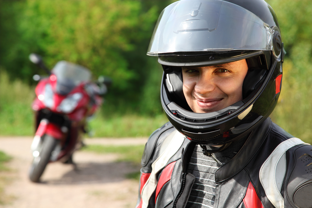 acessórios para motociclistas iniciantes