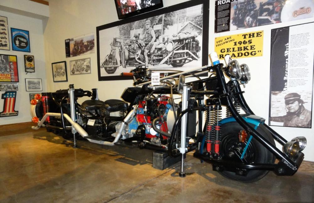 motos inusitadas