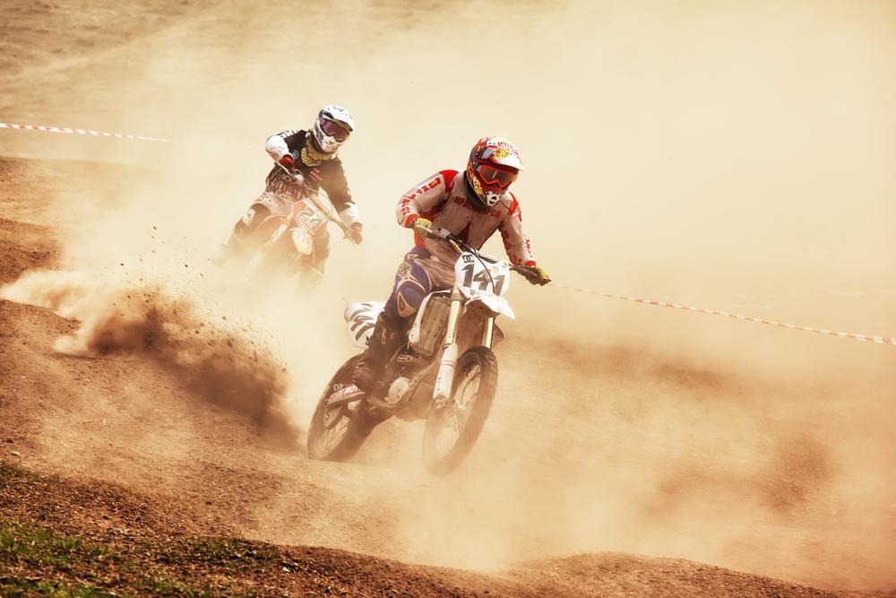 lugares para praticar motocross