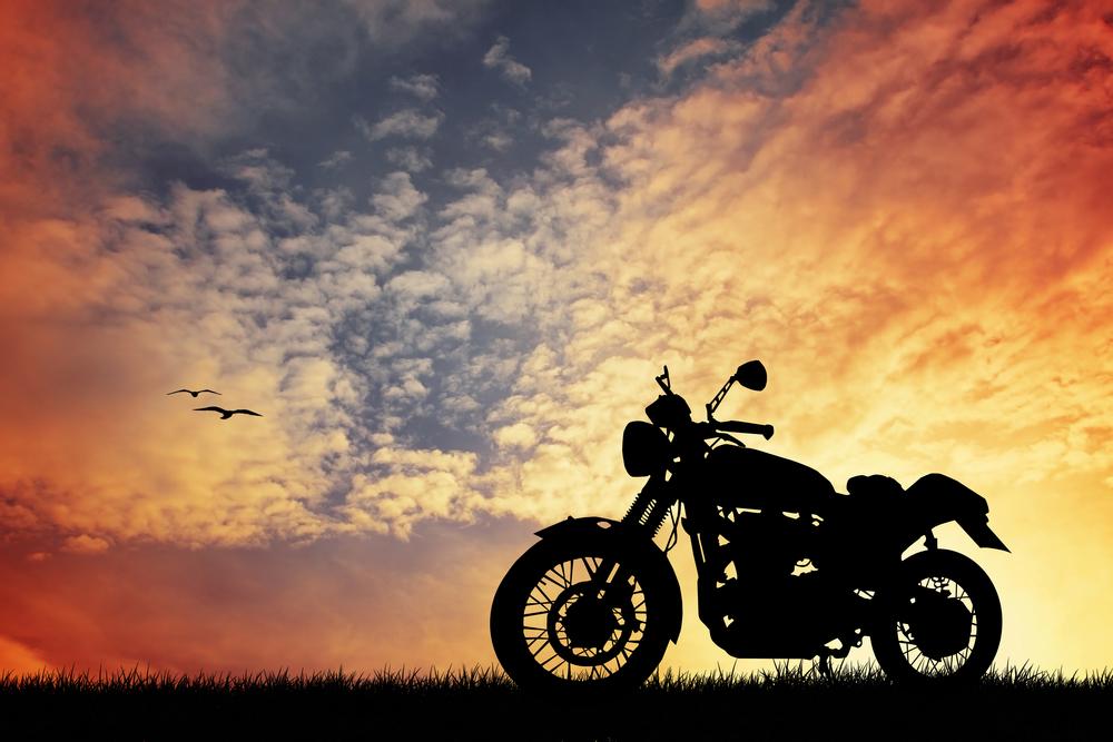 conforto na viagem de moto