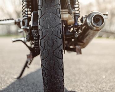 escapamento da moto