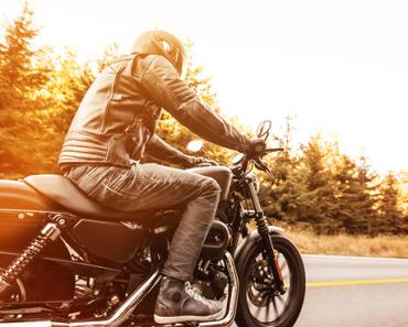 viagens longas de moto