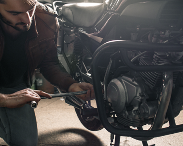 manutenção preventiva da moto
